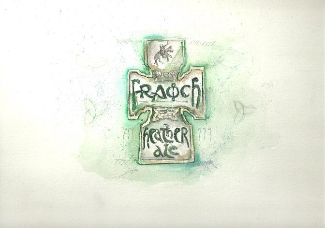 'Fraoch' by Rachael Smith (@lookatbrew).