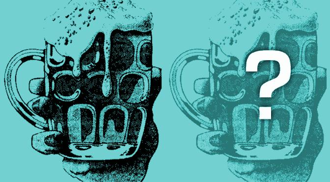 'Second Pint?' illustration.