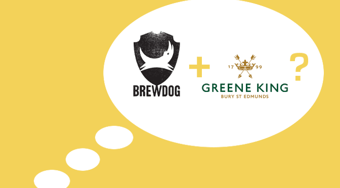 What if… BrewDog & Greene King?