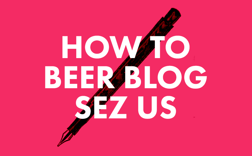 How to Beer Blog