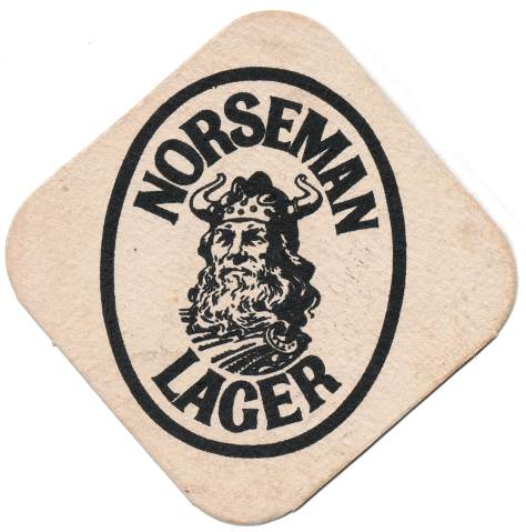 Norseman Lager, 1970s.