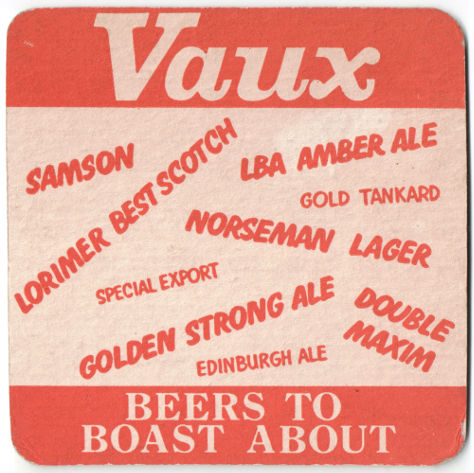 """Beers to Boast About"""