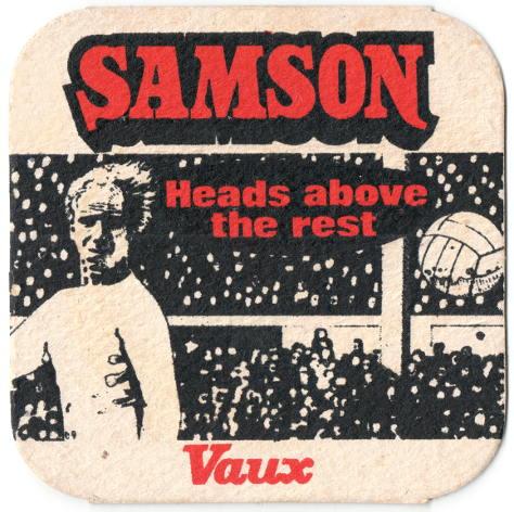 """Samson -- Heads Above the Rest"""