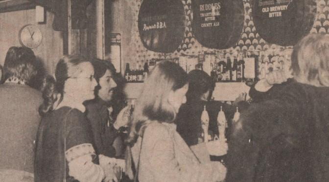 The Age of Rail Ale, 1975-1980