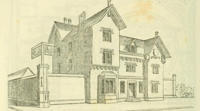 GALLERY: Pub Architecture, 1846