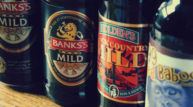 Banks, Holden and Blue Monkey milds.