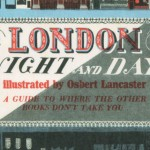 Detail from the cover of London Night & Day.