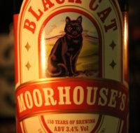 Moorhouse's Black Cat label.