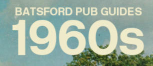 Batsford Pub Guides of the 1960s