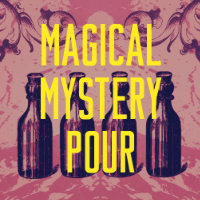Magical Mystery Pour logo.