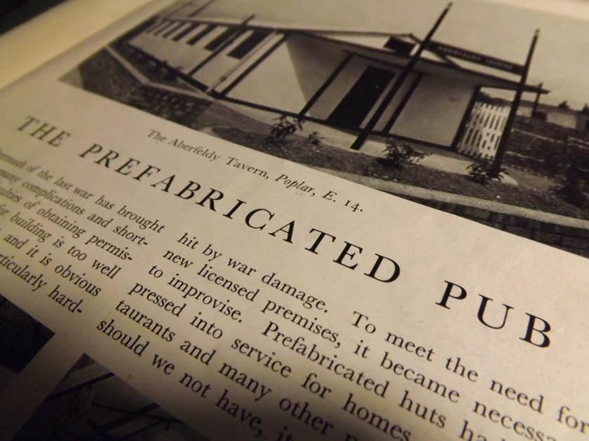 A Longshot: Prefab Pubs