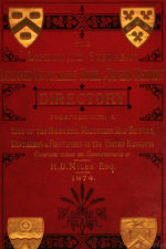 Licensed Victuallers directory 1874 (cover)