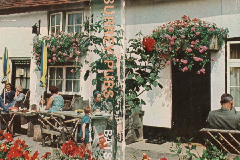 Bits We Underlined in… Surrey Pubs, 1965