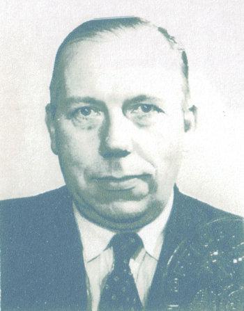 Portrait c.1950s.