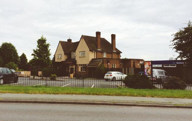 The Woodman, Brierley Hill.