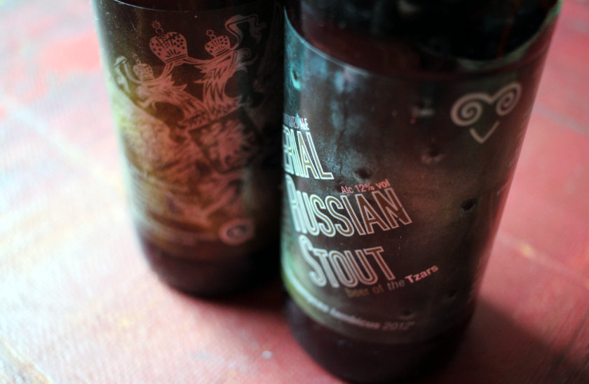 Gadd's 2012 Imperial Stouts.
