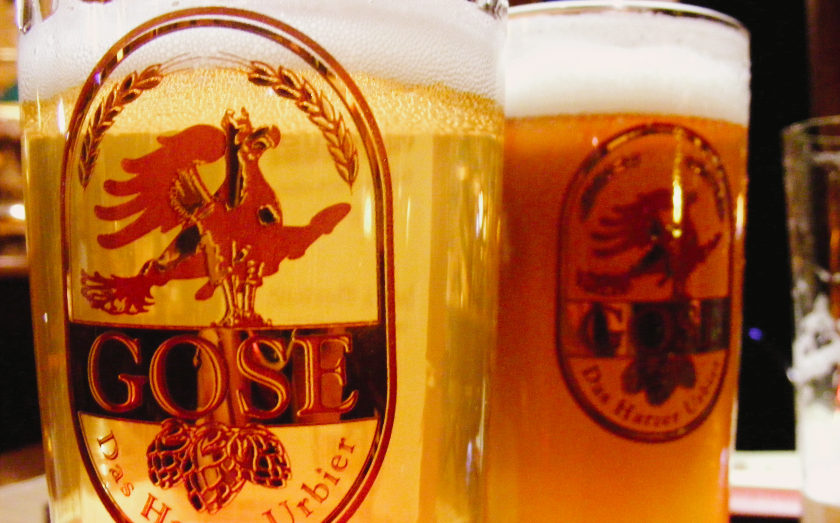 Session #116: Slightly Wrong Gose is Better Than No Gose