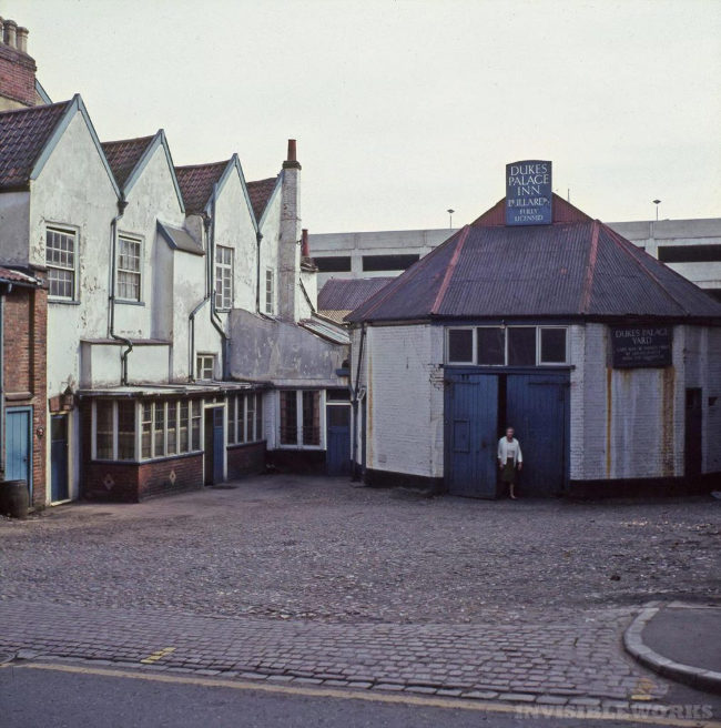 Duke's Palace Inn, Norwich.