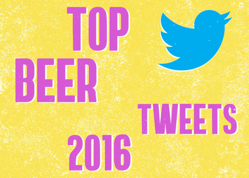 Top Beer Tweets 2016