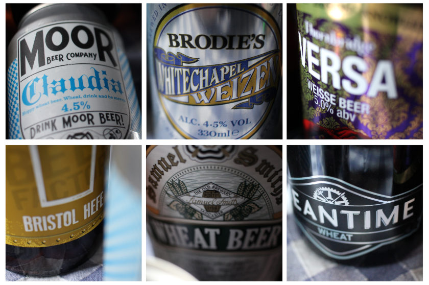 MINI TASTE-OFF: British Takes on German Wheat Beer