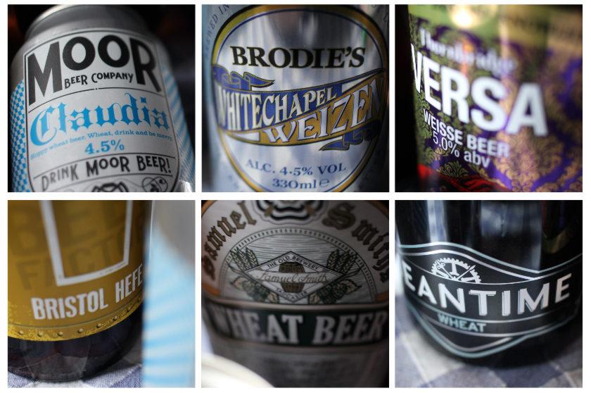 MINI TASTE-OFF: British Takes on German Wheat Beer