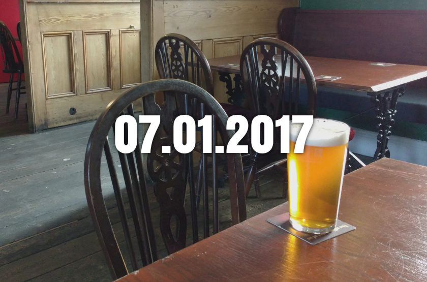 News, Nuggets & Longreads 7 January 2017: Binge Britain, Birmingham Beer Bash