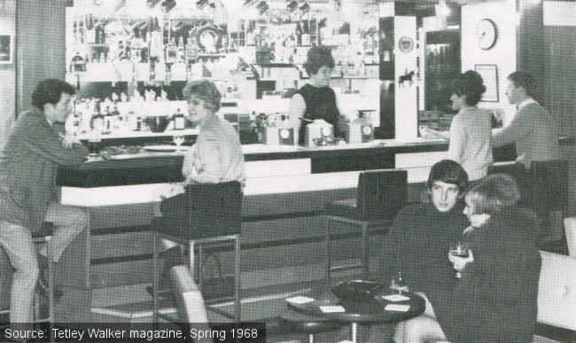 The Cromwell Lounge at the Ribbleton.