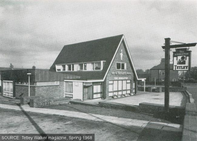 The Ribbleton, Preston.