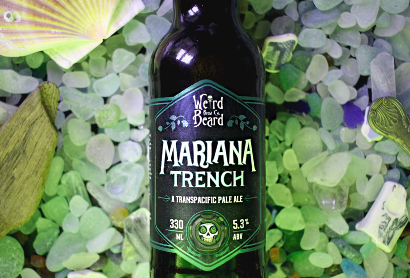 Magical Mystery Pour #24: Weird Beard Mariana Trench