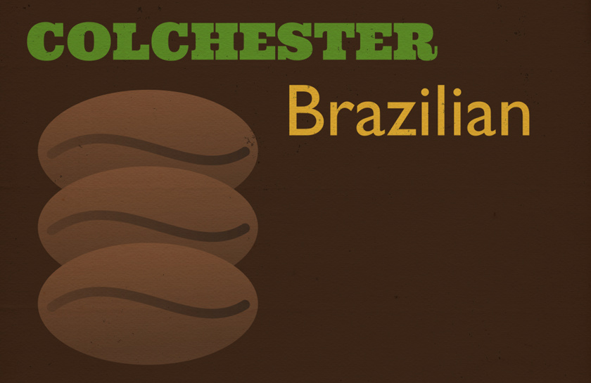 Magical Mystery Pour #26: Colchester Brewery Brazilian