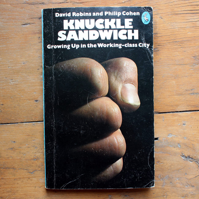 The cover of Knuckle Sandwich, 1978