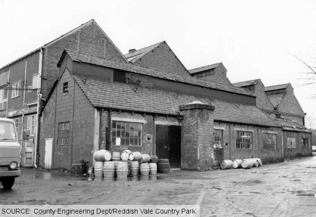 Pollard's Brewery, 1979.