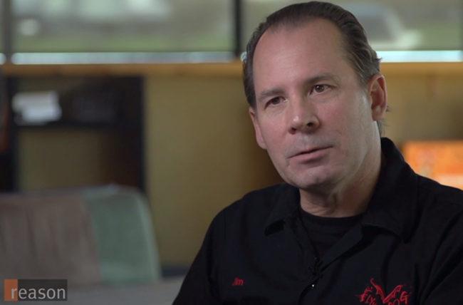 Video screengrab: Jim Caruso.