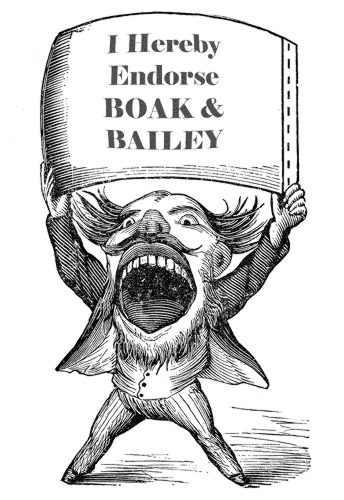 Victorian clip art man: I Endorse Boak & Bailey.