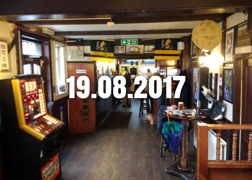 News, Nuggets & Longreads 19 August 2017: Breakfast, Blackness, Beer Festivals