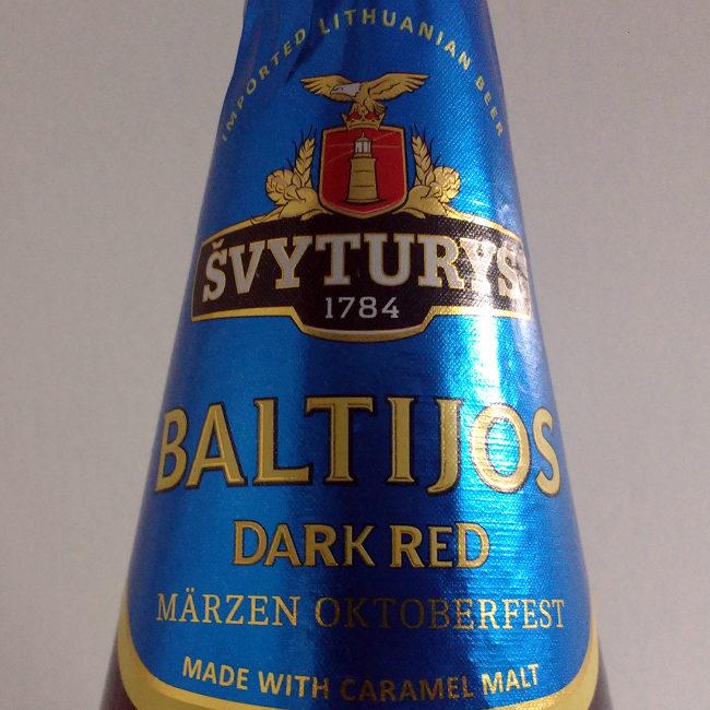 Svyturys Baltijos (label)