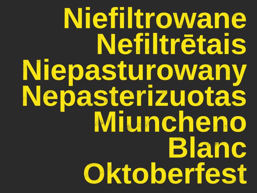 Taste-Off: Interesting Eastern European Corner Shop Beers