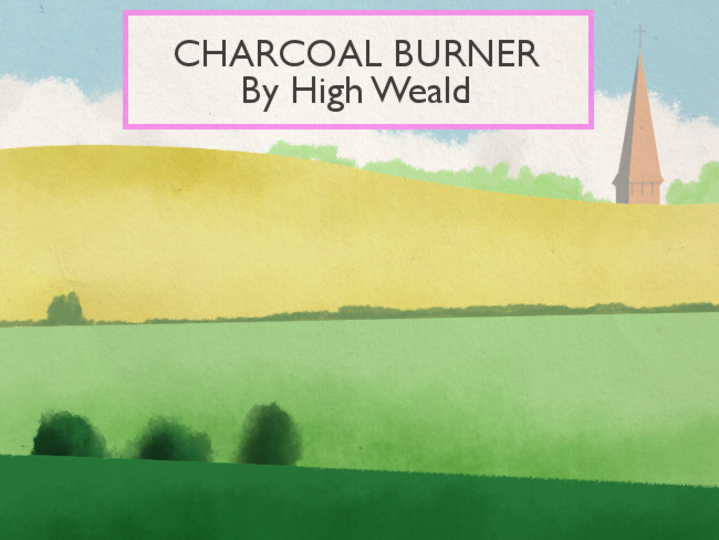 Magical Mystery Pour #31: High Weald Charcoal Burner