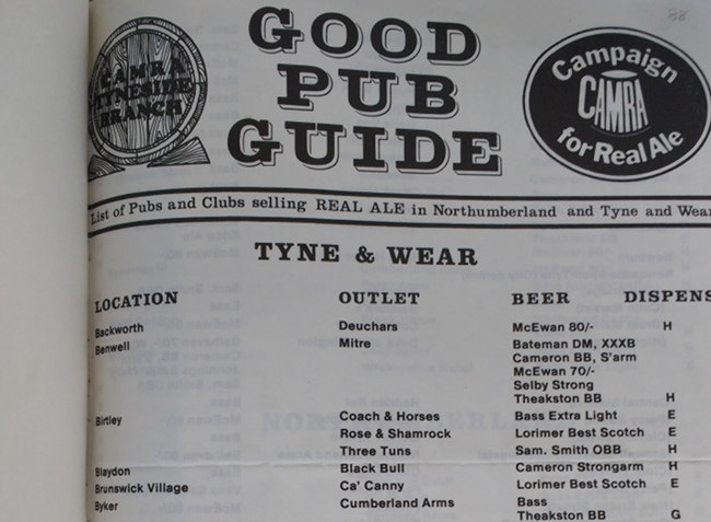 Good Pub Guide c.1975