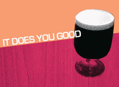 Stout: It Does You Good
