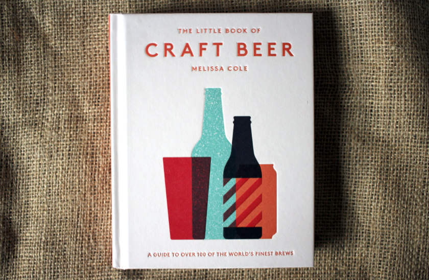 BOOK REVIEW: The Little Book of Craft Beer by Melissa Cole