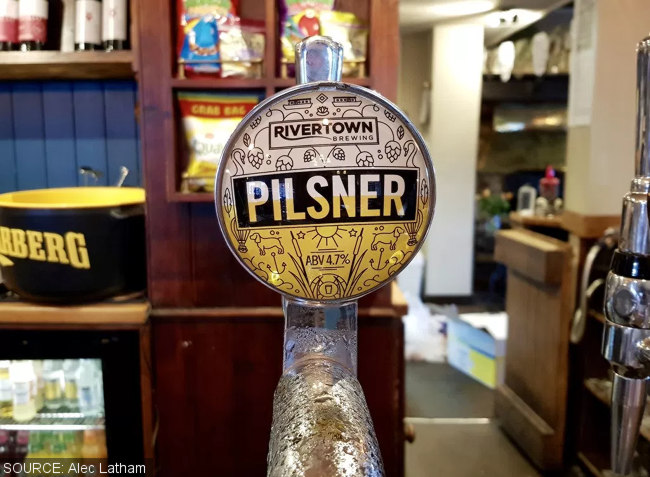 Rivertown Pilsner