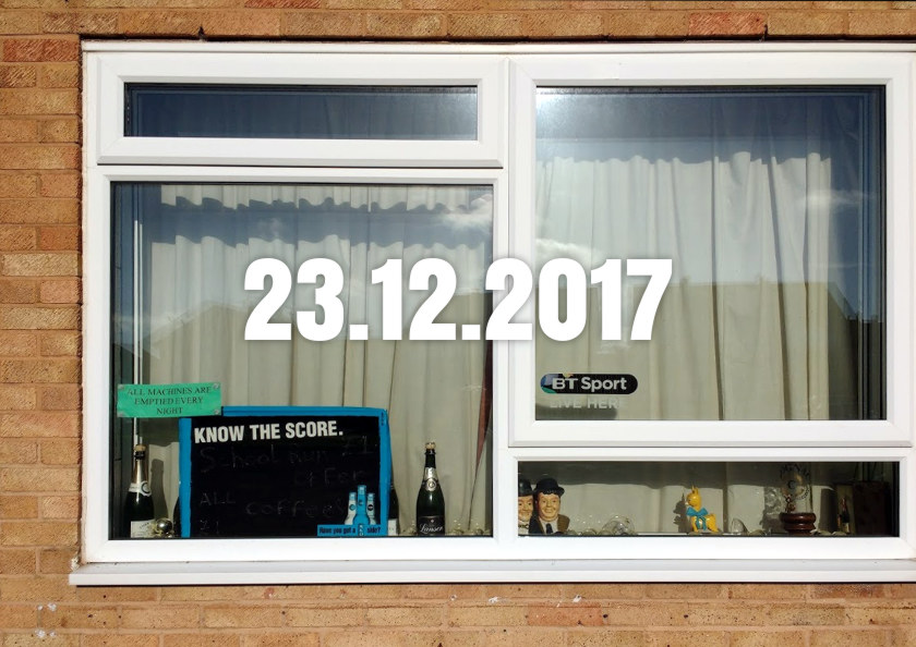 News, Nuggets & Longreads 23 December 2017: Thornbridge, Theatre, Tinsel