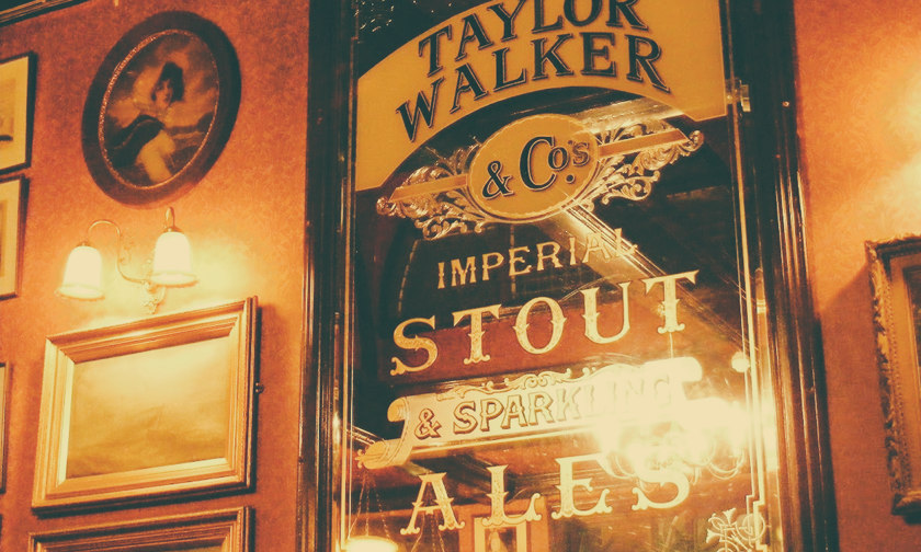 Q&A: What's the Story of Branded Pub Mirrors?