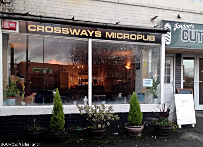 Crossways micropub.