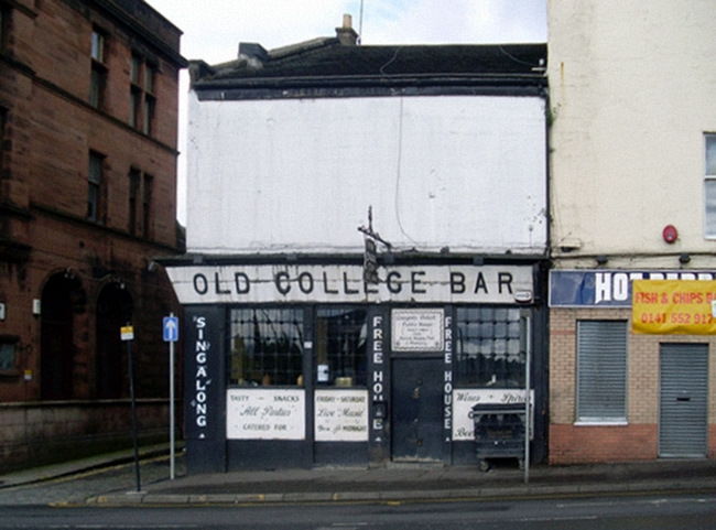 The Old College Bar
