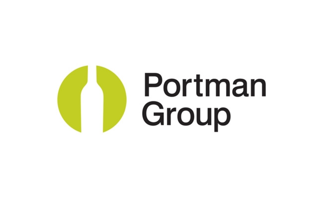 Portman Group logo.