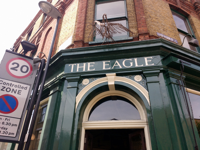 The Eagle in 2016.