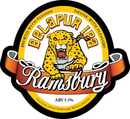 Ramsbury Belapur pump-clip