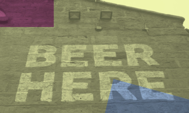 Illustration: beer here.